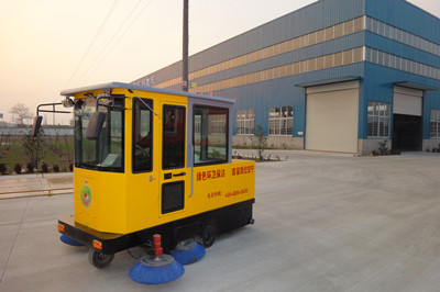 LW-jxzn1800智能电动扫地机